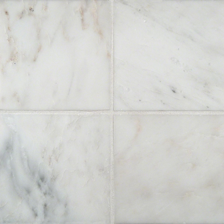 Arabescato Carrara 6x6 Subway Polished