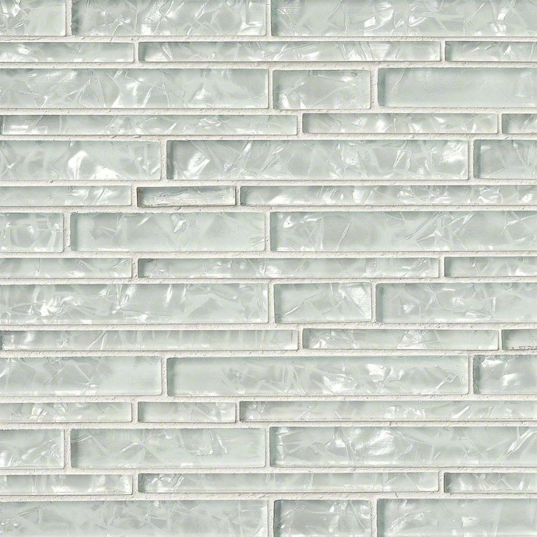 Akoya Interlocking 12x12 8mm Glass Mosaic
