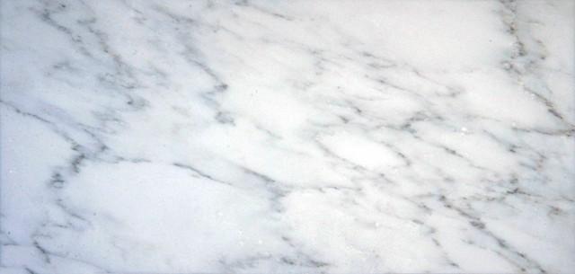 Carrara White 12x24 Honed