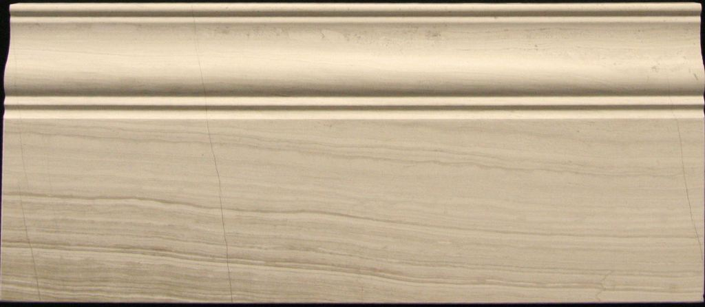 White Oak 5x12 Honed Baseboard