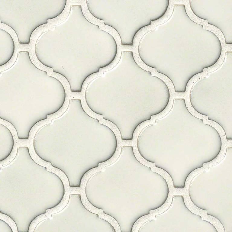 Bianco White 6mm Arabesque
