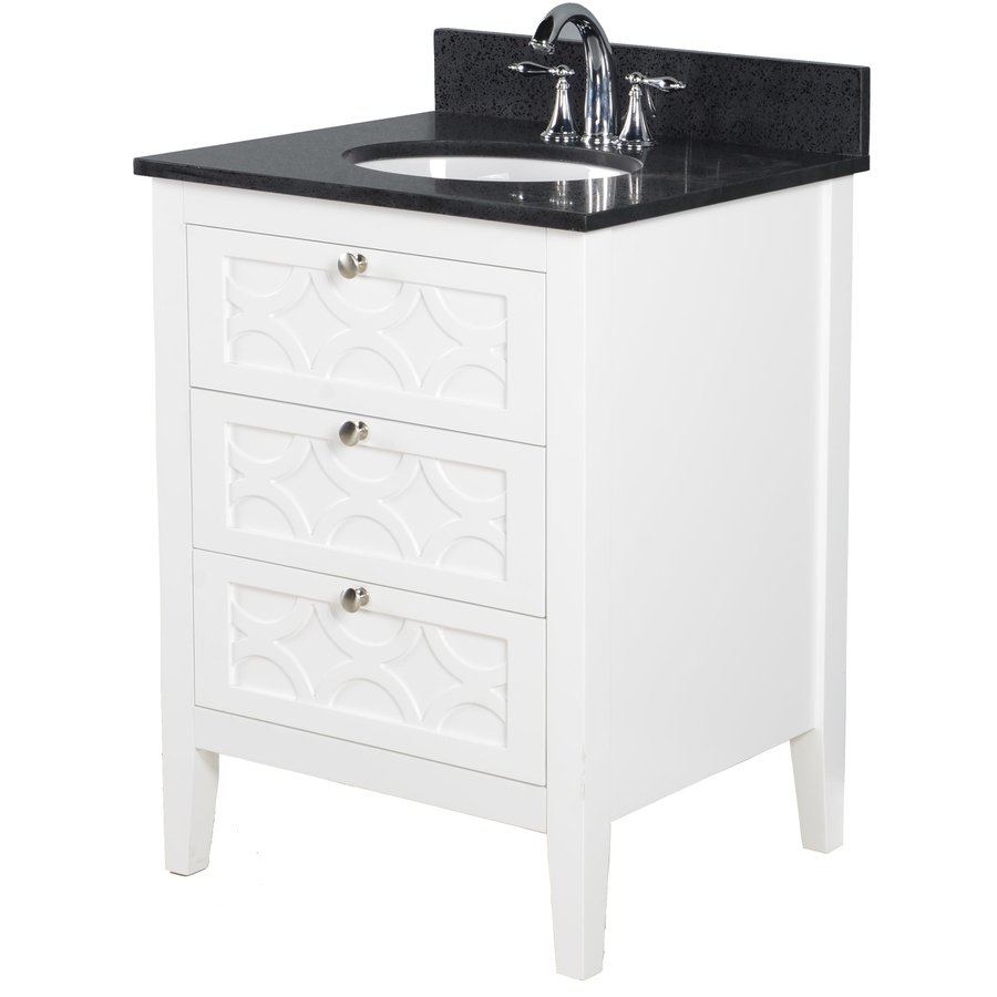white andover bathroom inch top marble vanities vanity finish set double