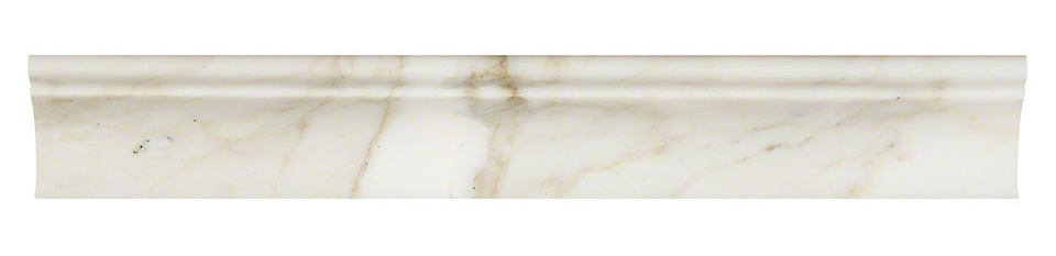 wall and tile calacatta gold cornice molding polished