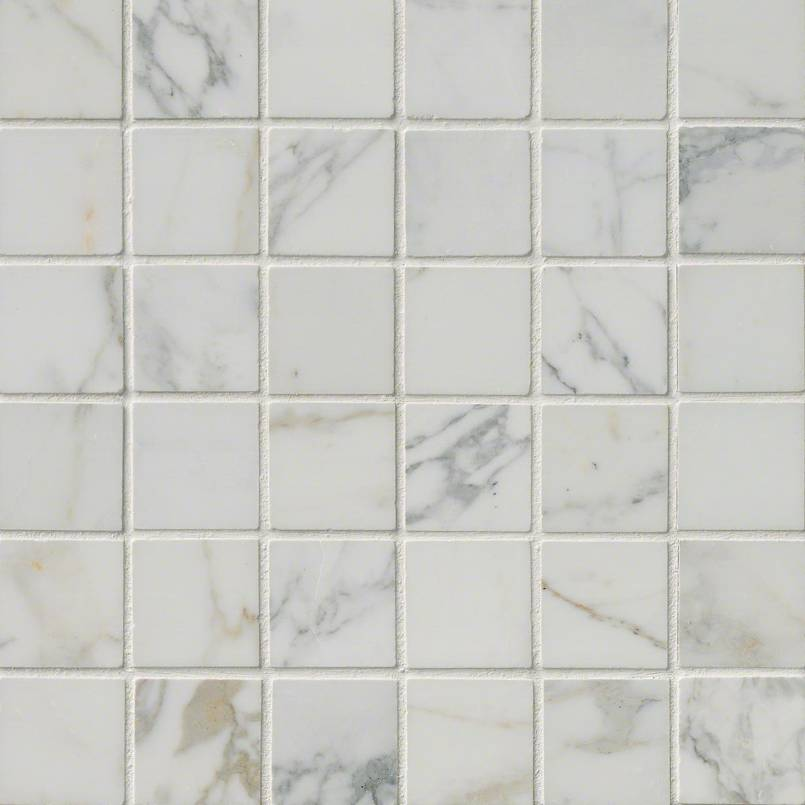 Calacatta Gold 2x2 Polished Mosaic