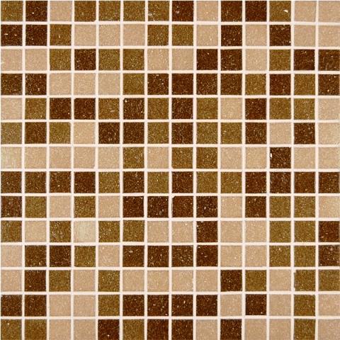 Canyon Vista 12x12x4MM Mosaic