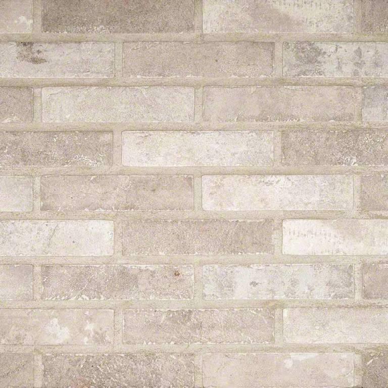 Capella Ivory Brick 2x10 Porcelain