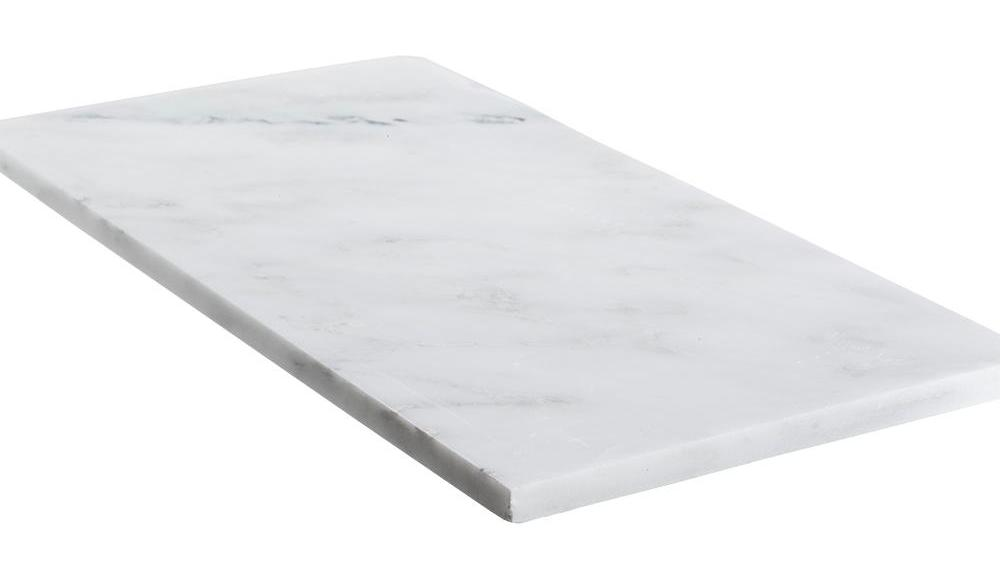 Carrara White Supreme 12x24 Honed Marble