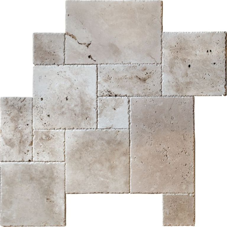 Tuscany Casablanca French Pattern Tiles - Select Finish