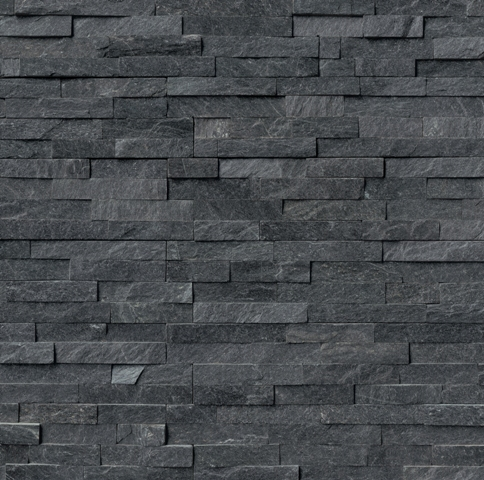Coal Canyon 6x24 Ledger Panel Split Face