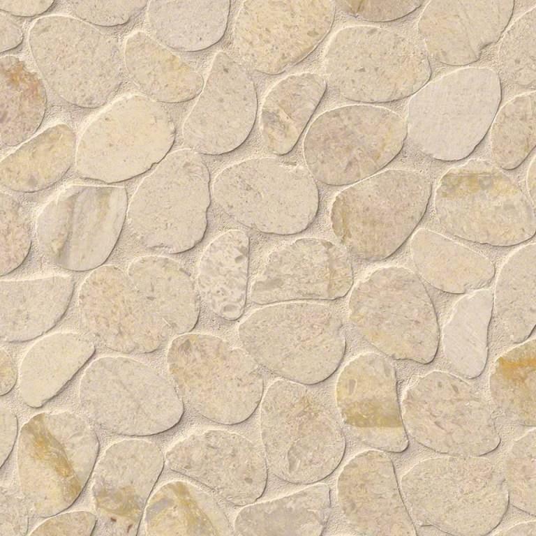 Coastal Sand Interlocking Pebble