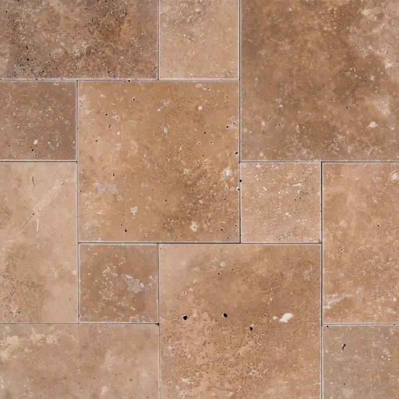 Cordoba Noce 3CM French Pattern Pavers