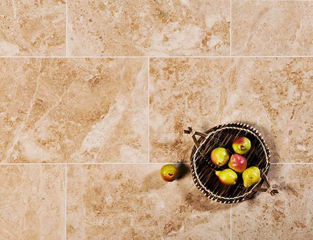 Crema Cappuccino 12x12 Polished Marble (360 sft)