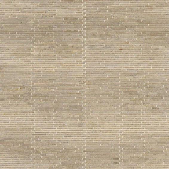 Crema Ivy Bamboo Stone Pattern