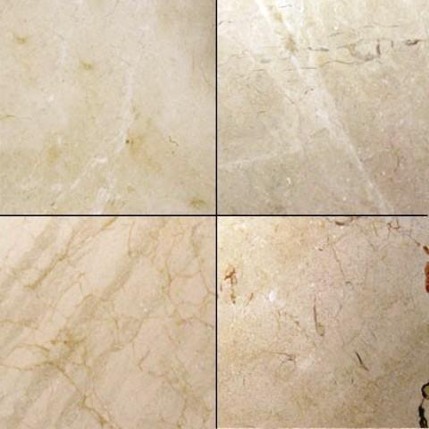 Crema Marfil Classic 12X12 Honed