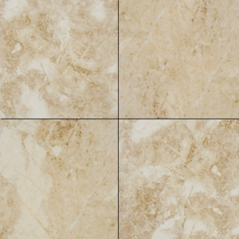 Crema Cappuccino 12X12 Polished