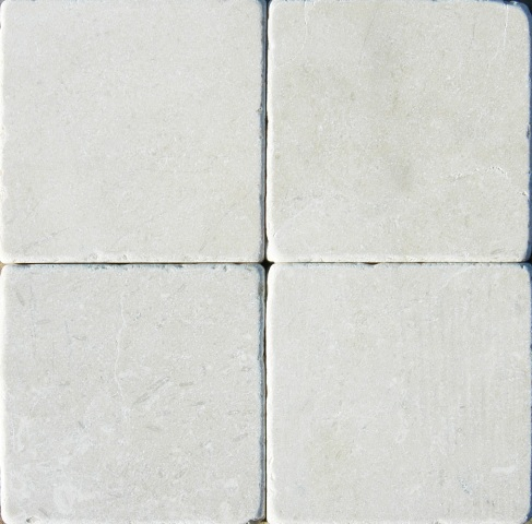 Crema Marfil 4x4 Tumbled Subway