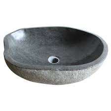 Free Shipping - River Stone Sink