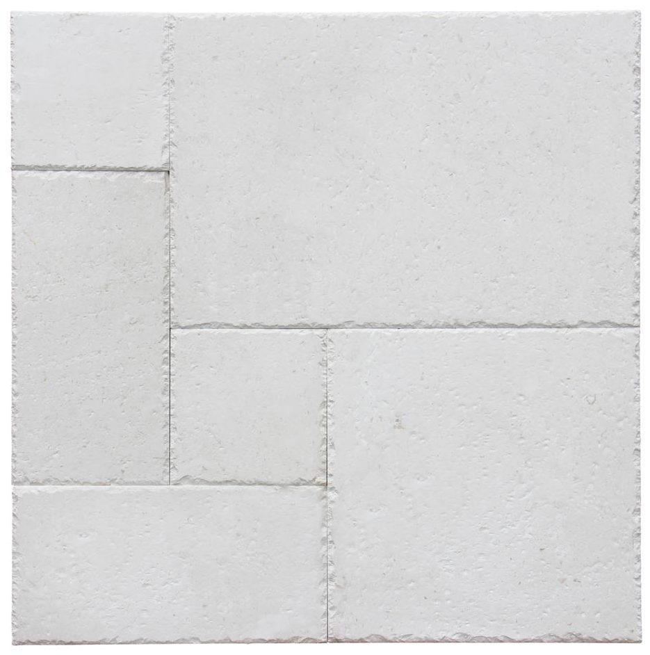 Desert White Limestone French Pattern Brushed