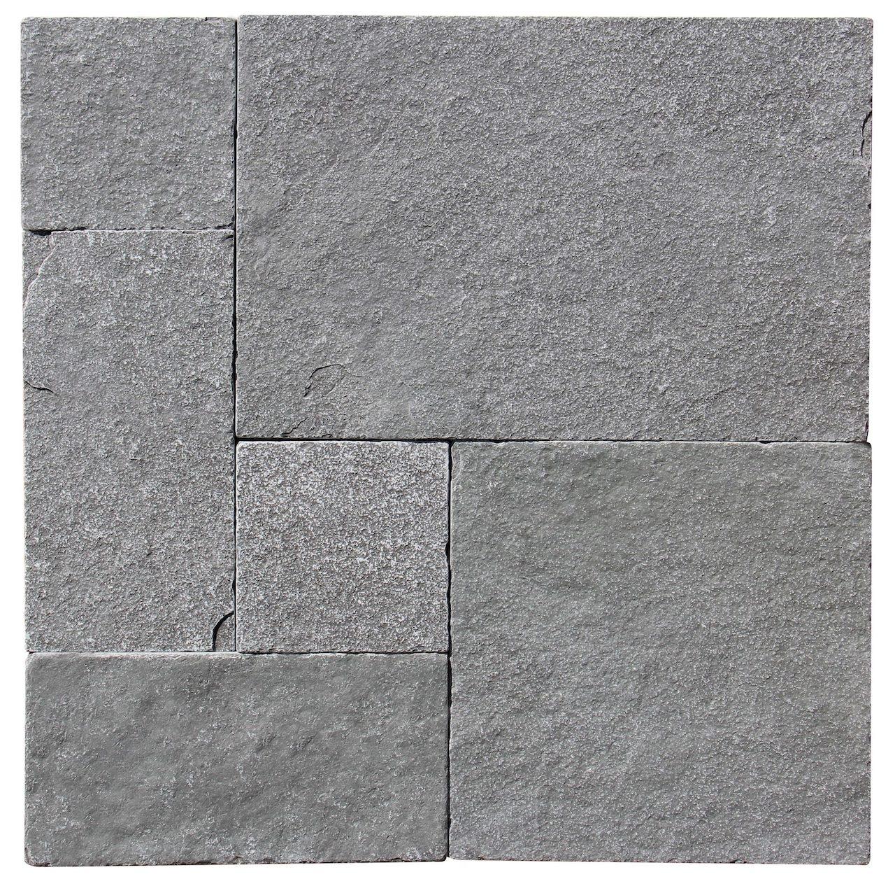 Mountain Bluestone French Pattern 3CM Pavers