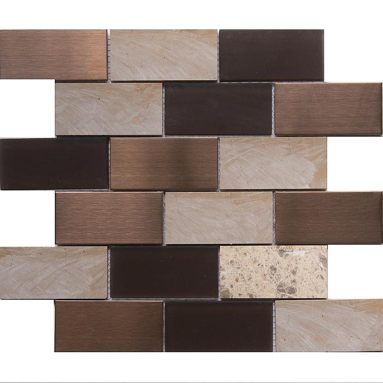 Cordoba 12x12 Brick Blend