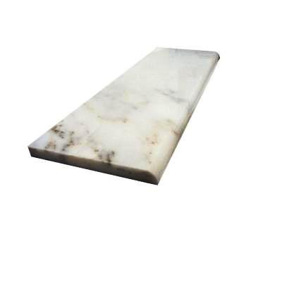 Greecian White 4X12 Base Board Polished