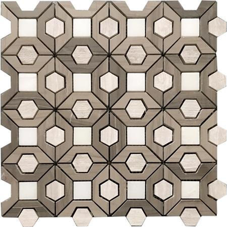 Valentino Fira Multi-Finish Mosaic