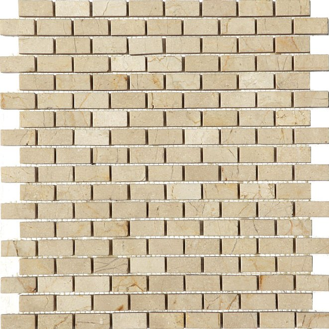 Crema Marfil Brick Polished