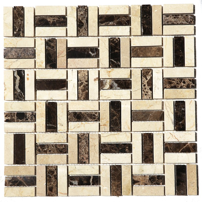 Asteria Blend 12X12 Marble Polished