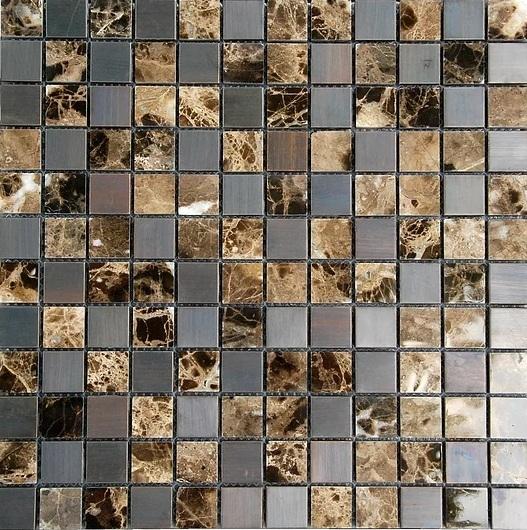 Santa Vincent Metal Mosaic