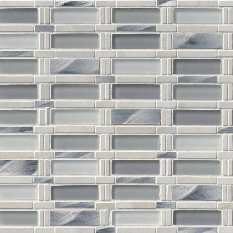 Icelandic Blend 12x12x8mm Mosaic