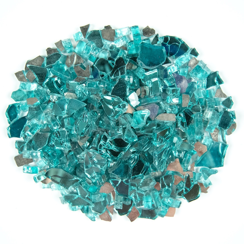 FREE SHIPPING - Fire Glass (0.25