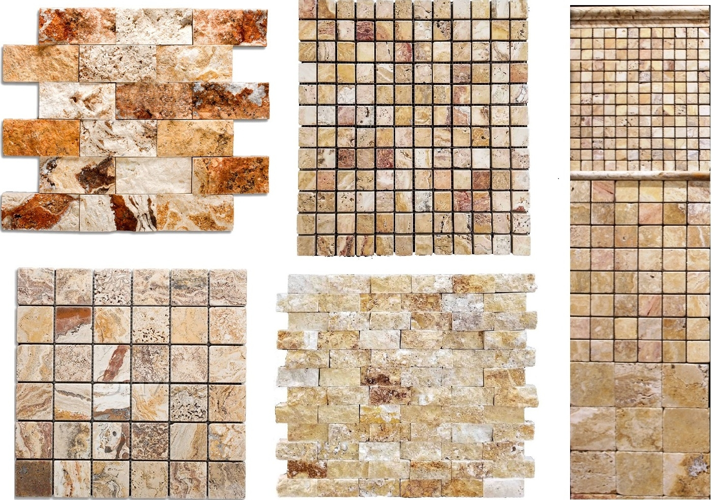 Sparkling Autumn Blend Mosaic Collection