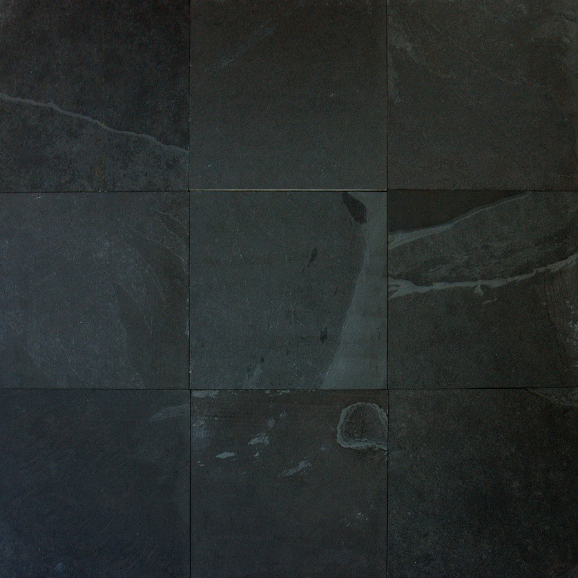 Montauk Black 12X12 Gauged