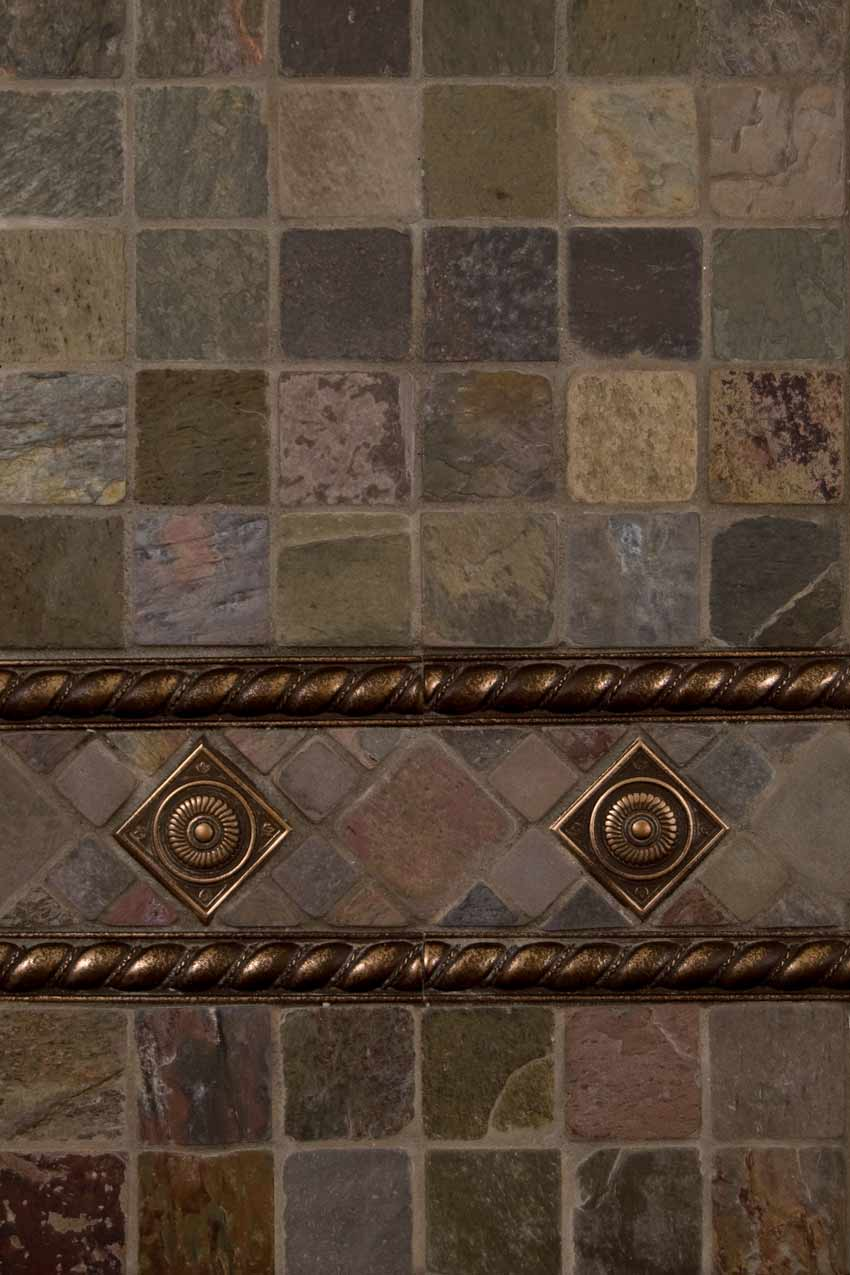 Multi Classic 2x2 Tumbled Mosaic