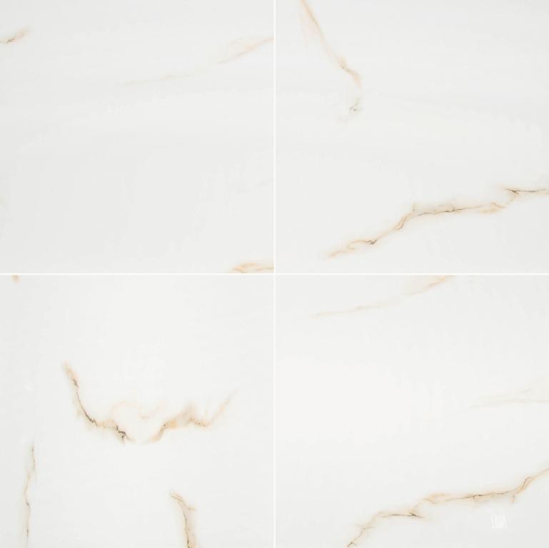 Aria Bianco 24x24 Polished Porcelain