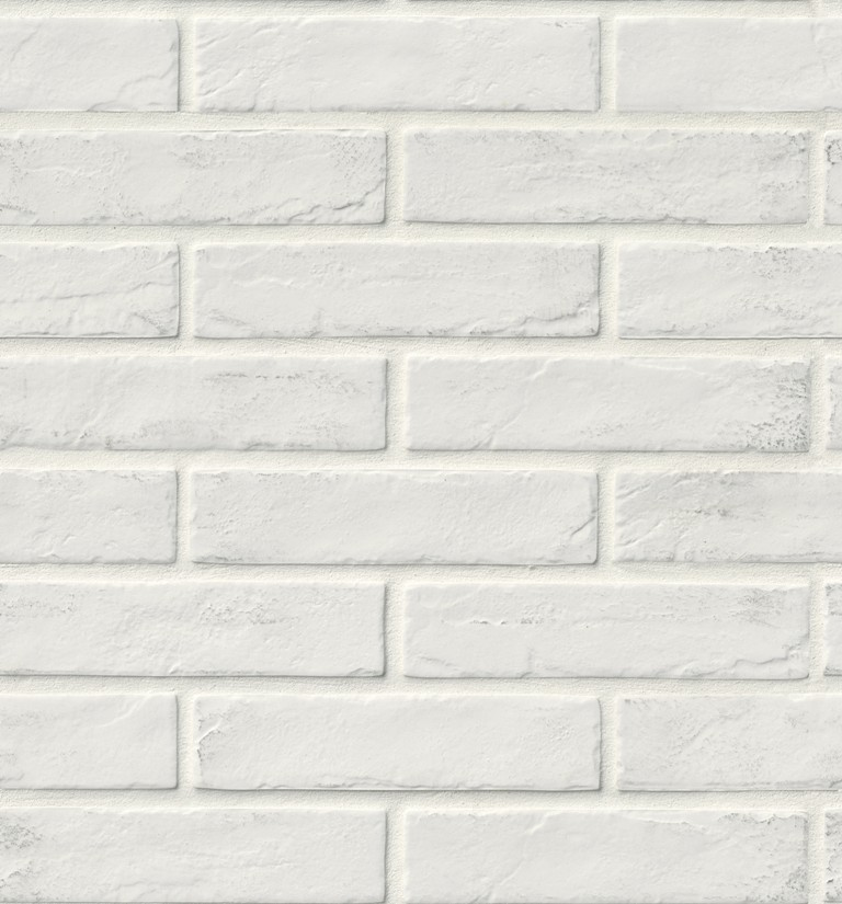 Capella White Brick 2x10 Porcelain