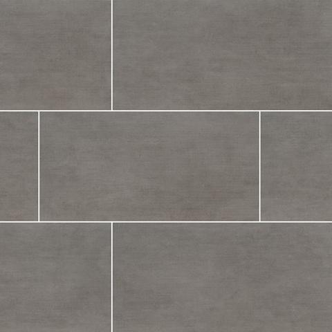 Gridscale Graphite 12x24 Matte Tile