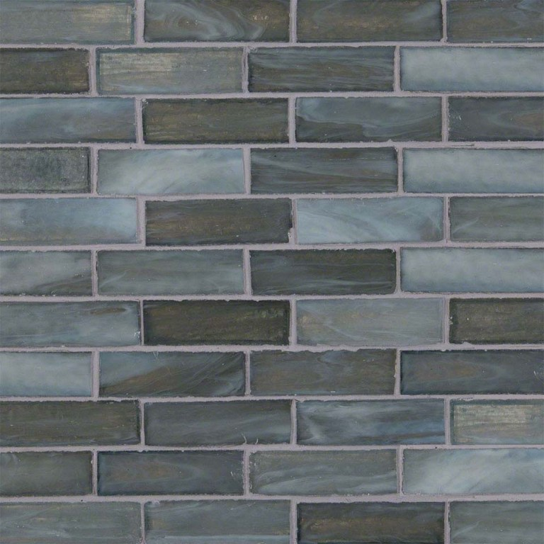 Mochachino Oceano 1x3x6mm Brick Mosaic