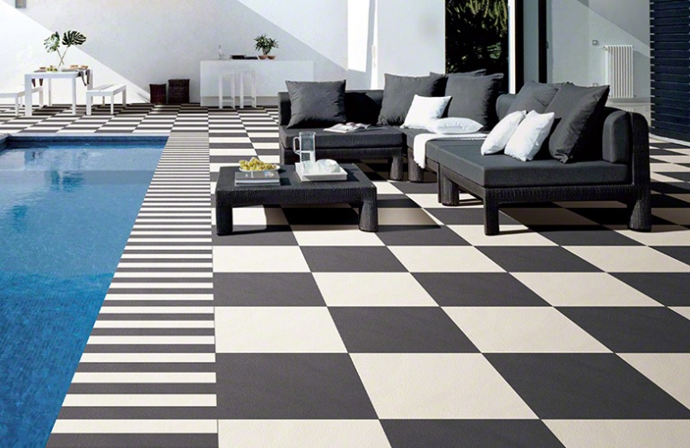 Optima Absolute Graphite Porcelain Tile