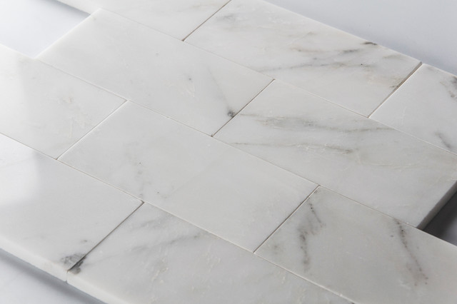 Oriental White 12x24 Polished