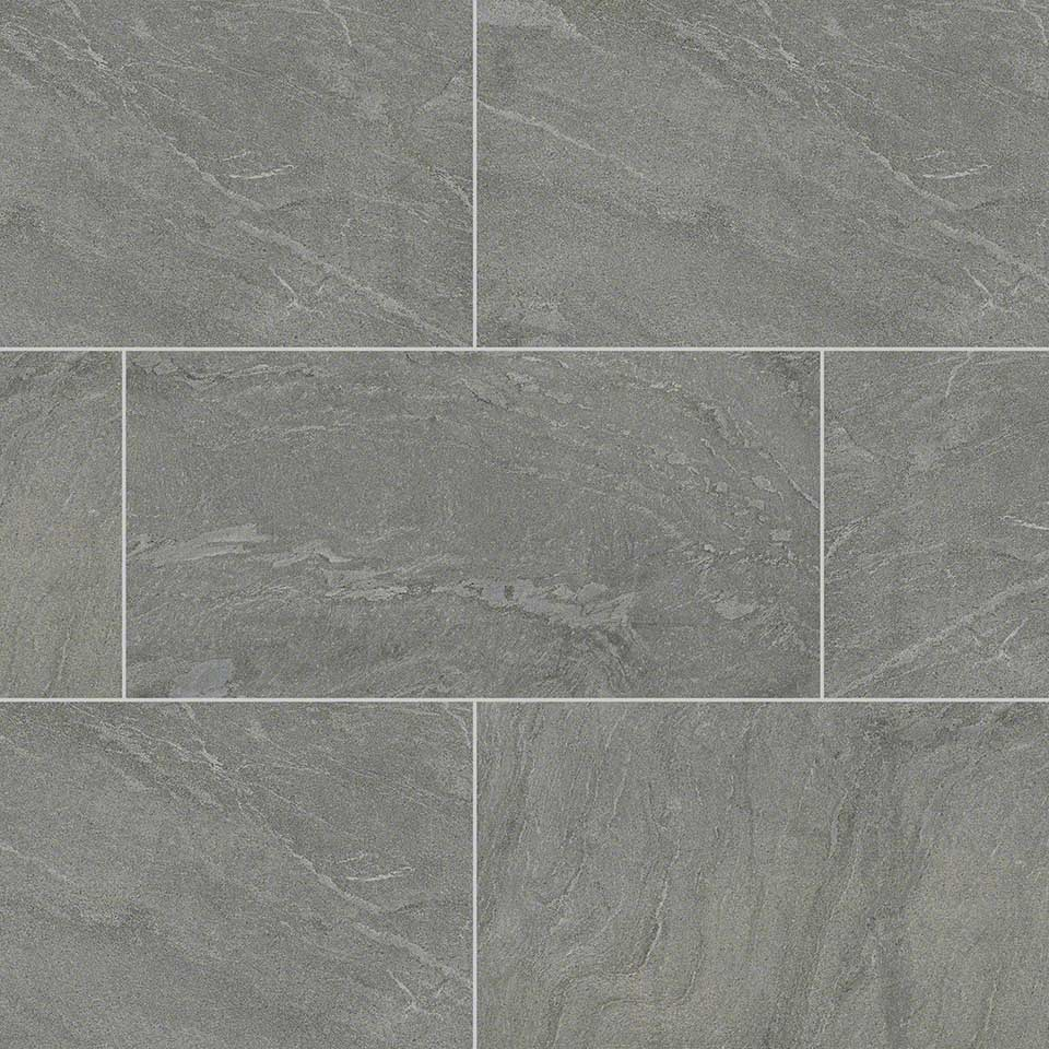 Wall And Tile Ostrich Grey 12x24 Honed