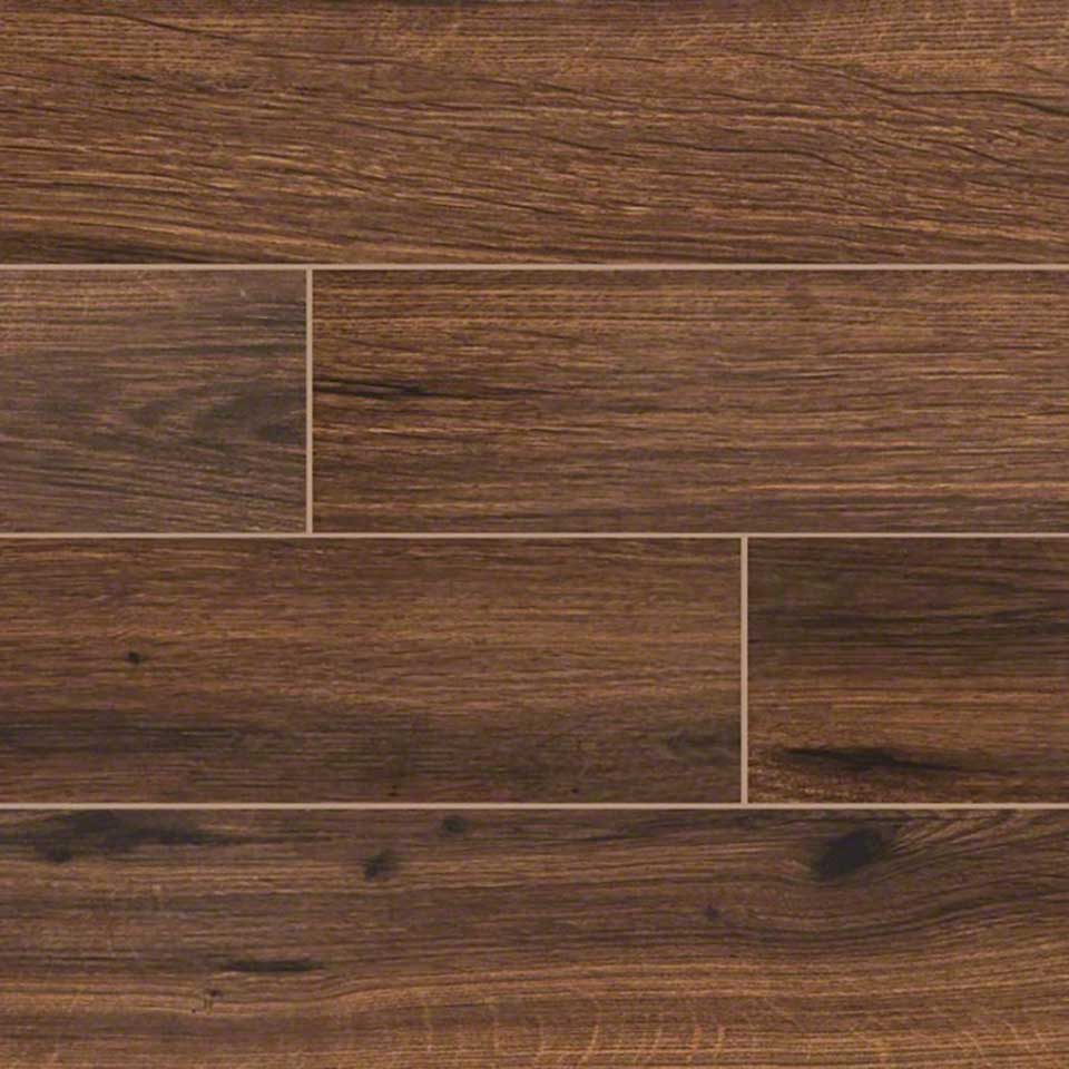 Palmetto Walnut 6x36 Matte Porcelain
