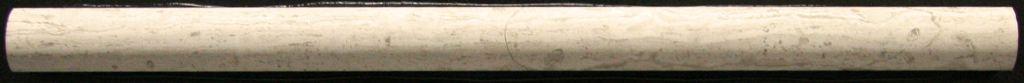 White Oak Pencil Molding Honed