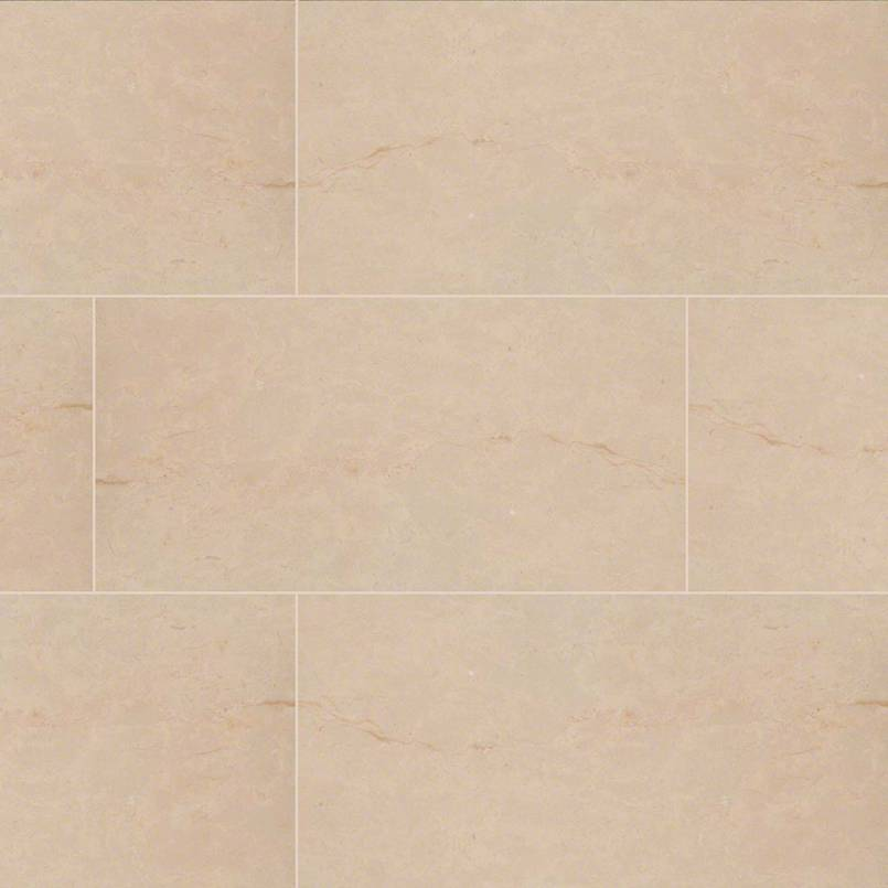 Pietra Ivory 16x32 Polished Porcelain