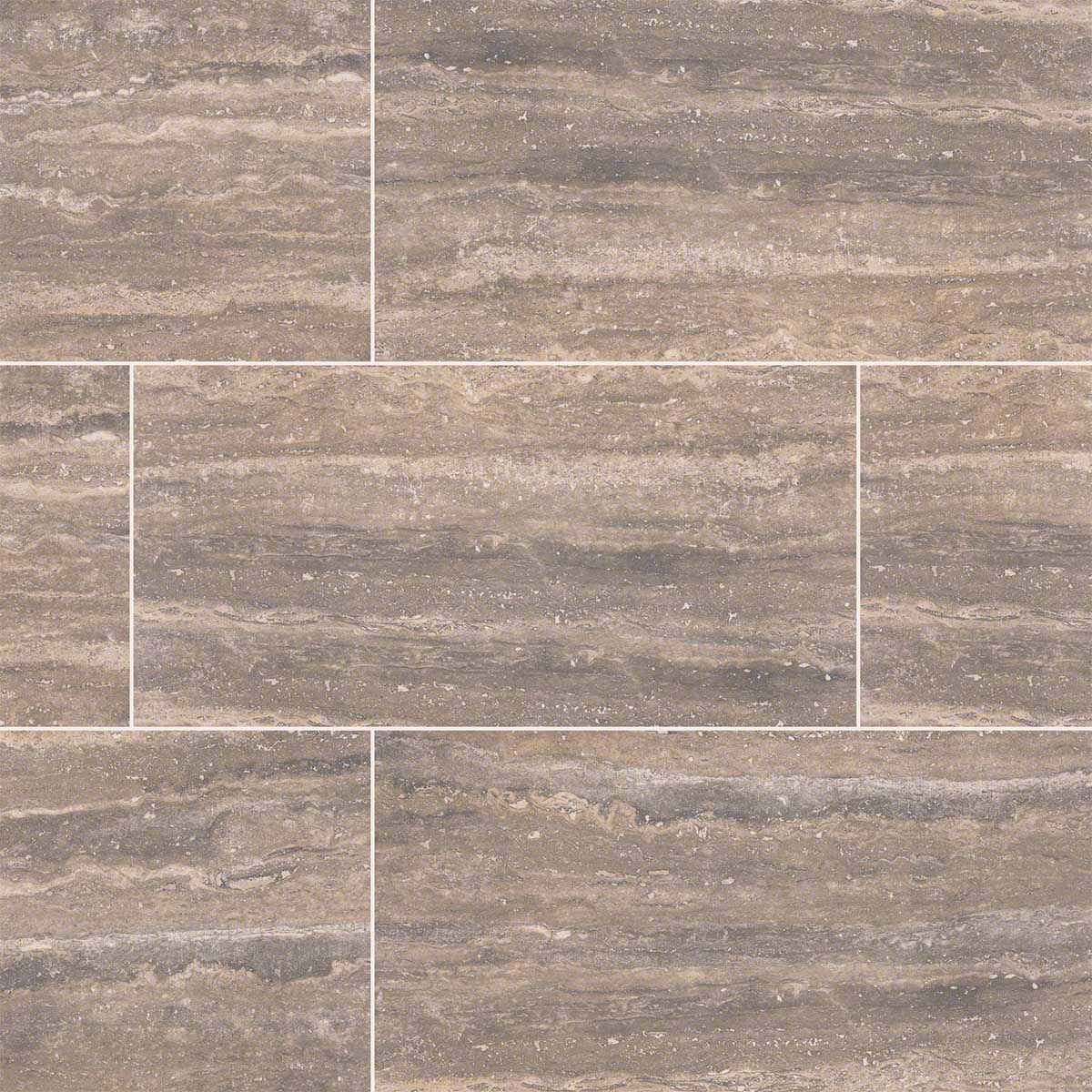 Wall And Tile Pietra Venata Noce 12x24 Polished