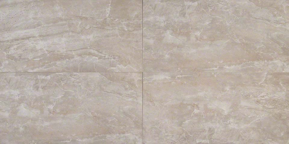 Pietra Pearl 3x18 Polished Bullnose