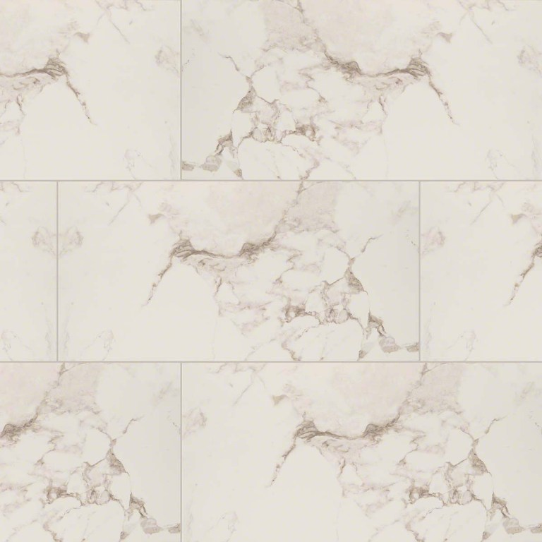 Pietra Statuario 12x24 Polished Porcelain