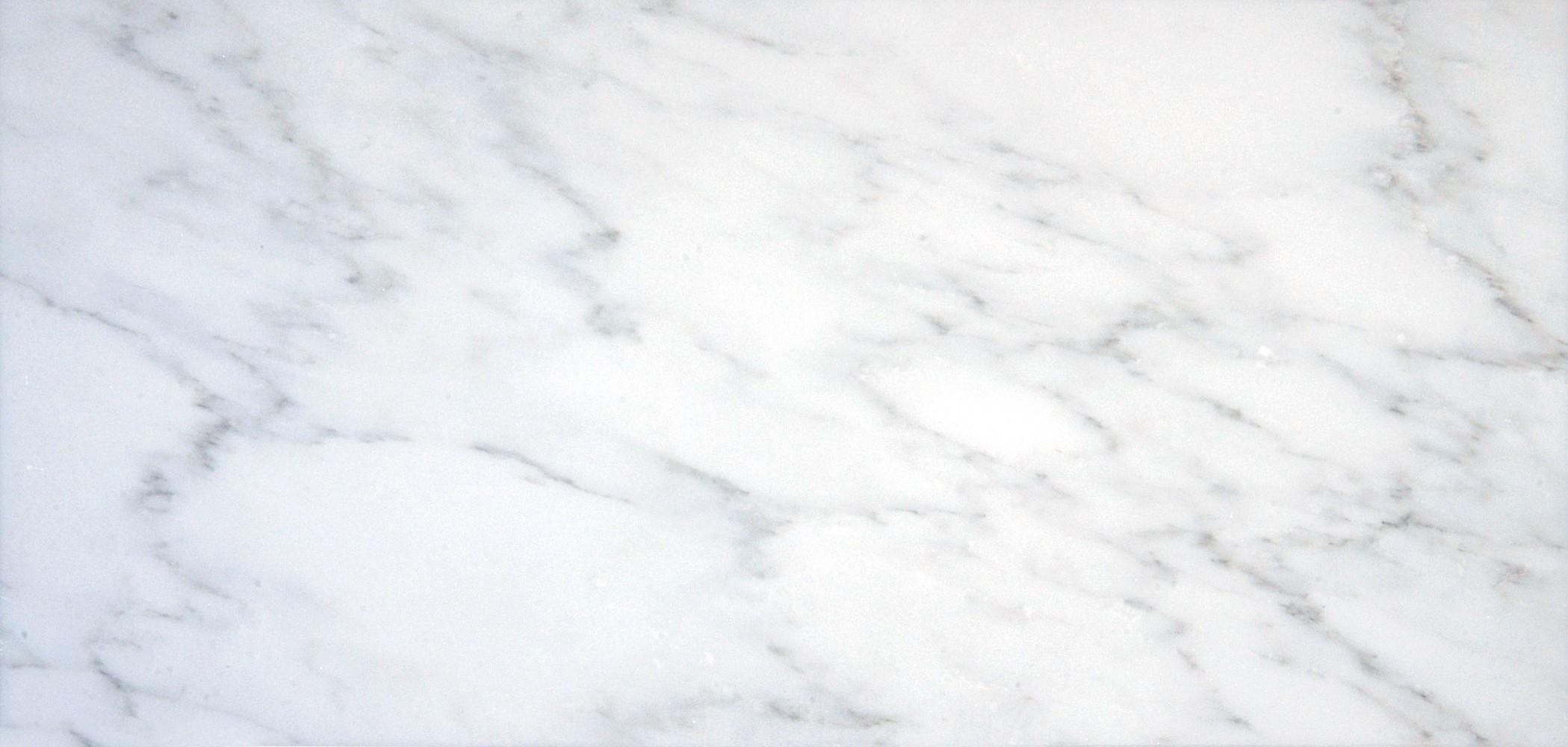 Arabescato Carrara 6X12 Polished