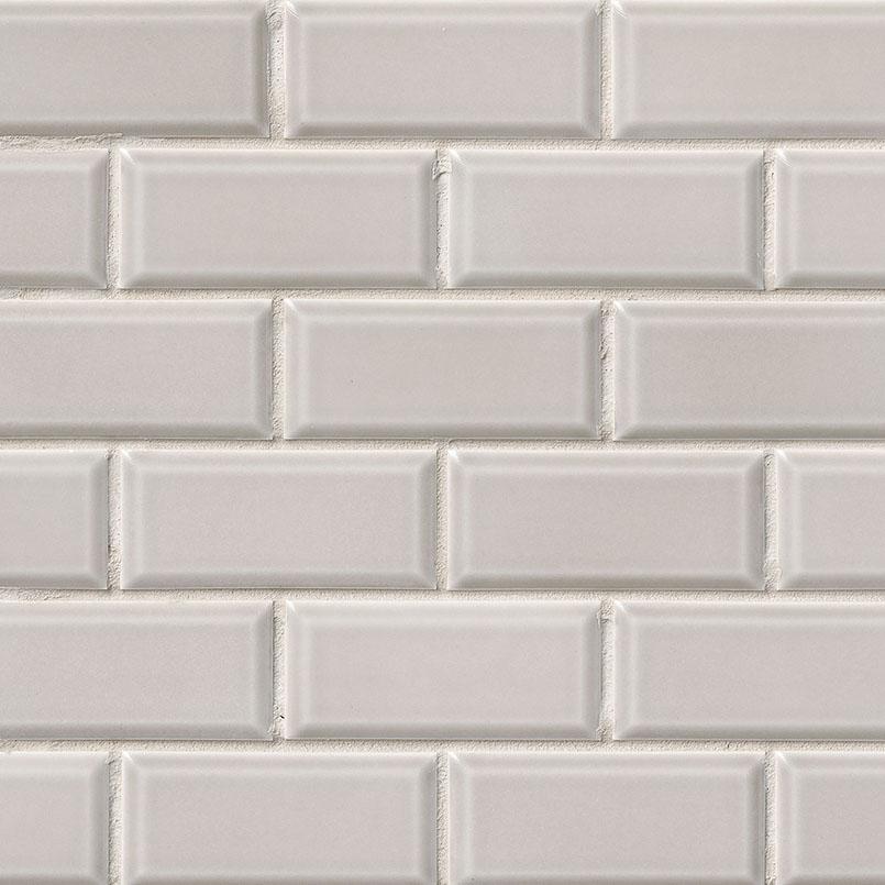 Buy Beveled 2x4 Subway Tile Wallandtile Com