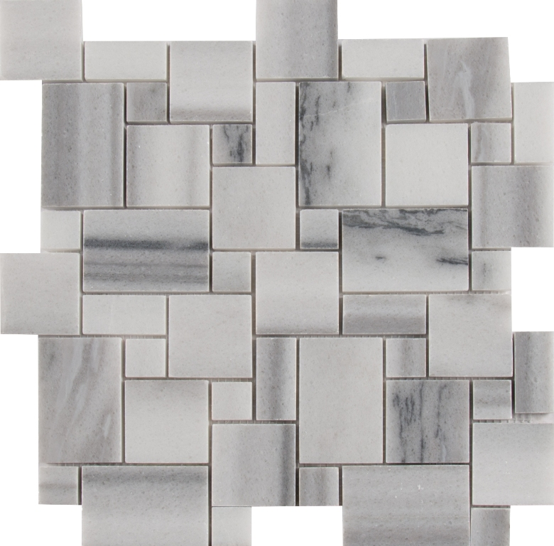 Bergamo Magic Pattern 12x12 Polished